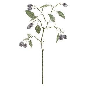 アイスユーカリトランペットブランチ GREEN 造花 グリーン リーフ 多肉植物 ユーカリ [TDLFX001789] 代引決済不可