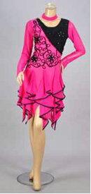 <レンタル>社交ダンス 衣装 ドレス フォーメーション r11