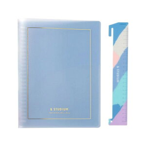 BINDER &STUDIUM バインダー BLUE GAB-03