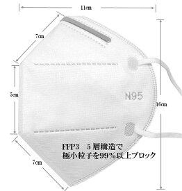 N95マスク FFP3 20枚入り 200円/枚(税抜)