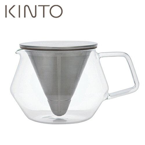 キントー KINTO CARAT ティーポット 600ml 21680 JAN: 4963264477321【送料無料】【あす楽対応】