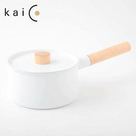 kaico カイコ 片手鍋 K-001 小泉誠デザイン JAN: 4580275800018【送料無料】【あす楽】【配送日指定】