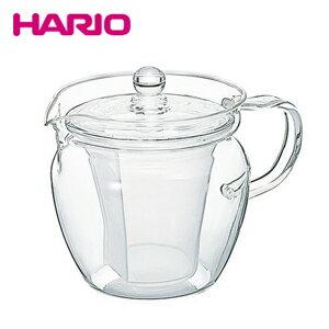 【エントリーで全品ポイント10倍! 6/14 20時〜】HARIO (ハリオ) 茶茶・なつめ CHRN-2N 360ml (ティーポット) 急須 JAN: 4977642093140