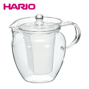 【エントリーで全品ポイント10倍! 6/14 20時〜】ハリオ HARIO 茶茶・なつめ CHRN-4N 700ml ティーポット 急須 日本製 JAN: 4977642093157