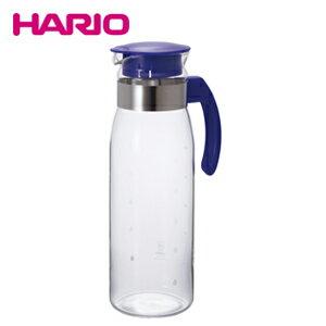 ハリオ HARIO 冷蔵庫ポットスリム B 1400ml RPBN-14-NV クーラー 麦茶 JAN: 4977642031180
