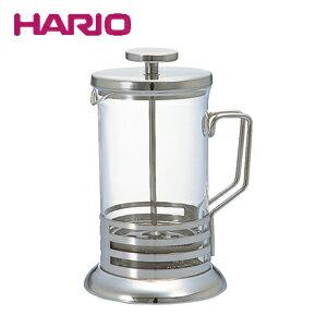 HARIO ハリオ ハリオールブライト THJ-4SV 【4杯用】 ティープレス ティーサーバー ティーポット 日本製 JAN: 4977642105447