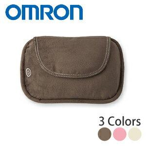 オムロン OMRON クッションマッサージャ HM-341 【ブラウン/ベージュ/ピンク//全3色】 JAN: 4975479408540