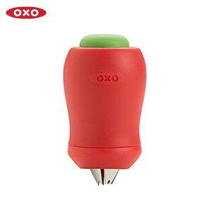 OXO オクソー ストロベリーハラー 11111900 【いちご へた取り】 JAN: 0719812041209