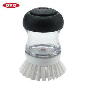 OXO オクソー ワンプッシュパームブラシ 1278100 【たわし】 JAN: 0719812027814