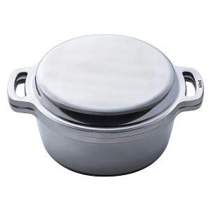 【K】【ID価格まだ】HALムスイKING無水鍋24cm6000344560113750323