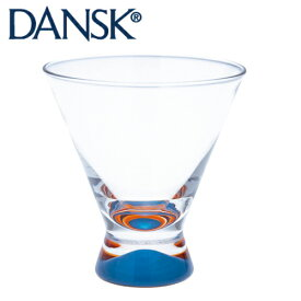 DANSK ダンスク スペクトラ カクテルグラス ブルー 6309744 JAN: 4905689507023