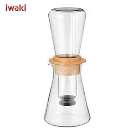 iwaki イワキ SNOWTOP (スノートップ) ウォータードリップコーヒーサーバー 440ml K8644-M /耐熱ガラス製 /AGCテクノグラス JAN: 4905284155254【送料無料】 [T]