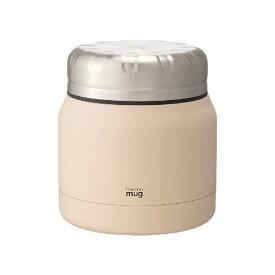 ★カメイ・プロアクト 炊飯器類 thermo mug スープジャー ミニタンク アイボリー TNK18-30 4549403339677