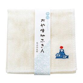 ヤマコー かや生地ふきん 富士山 88490 [T]