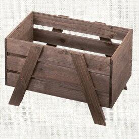 スタッキング ボックス 1個 杉の天然木を使用 おしゃれな インテリア 雑誌や小物の収納に 小物入れ 片付け 安い 収納家具 代引不可