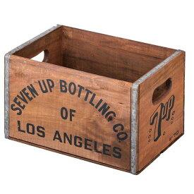 ウッド ボックス 1個 杉の天然木を使用 おしゃれな インテリア 雑誌や小物の収納に 小物入れ 片付け 安い 収納家具 代引不可