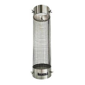 Locomo 煙突ガード ロコモ薪ストーブ用 ワイド コンパクト オーブンタイプ に使用可能