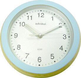 インテリア 掛け時計 かけ時計 パステルスイープクロック