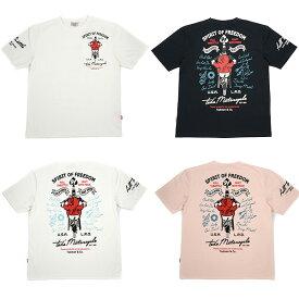 テッドマンTDSS-463半袖Tシャツ