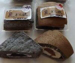安田の瓦どら焼・5個  送料込み ヤスダヨーグルト製レアーチーズ(フロマージュ)クリームたっぷり フルーツソース入りいちごとブルーベリーの2種類