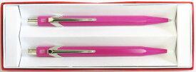 【ボールペン・シャープペンシル セット】849 日本限定BP/MPセット2018オーキッドピンク
