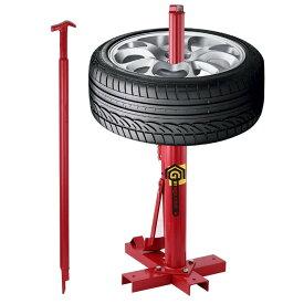 手動タイヤチェンジャー&ビードブレーカー機能も 13-21インチ P003