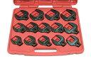 14pcクローフットレンチセット 大きめサイズ 27〜50mm H035