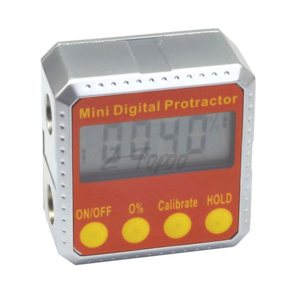 デジタルレベルBOX(水平器)・デジタルキャンバーゲージ W501