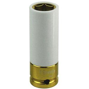 【ネコポス限定】エアインパクトレンチ用ホイールナットソケットレンチ 【19mm】 H190