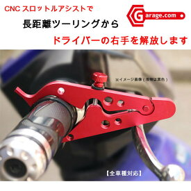 【ネコポス限定】CNC削り出しスロットルアシスト アクセルアシスト スロットルロック YZM004