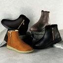 ブーツ S(22.0〜22.5cm) M(23.0〜23.5cm) L(24.0cm) LL(24.5cm) ボアシンプルショートブーツ(S(22.0〜22.5...