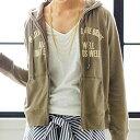 ●SALE!!セール●ロゴプリントパーカー ryuryu/リュリュ らなん 30代 ファッション レディース アウトレット【再販売】