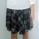●SALE!!セール●インナーパンツ付フレアースカート ryuryu/リュリュ 30代 ファッション レディース アウトレット【S…