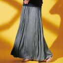 マキシスカート 夏 レディース S M Lカットソーマキシスカート(S〜L) ryuryu/リュリュ らなん ラナン Ranan 30代 40…