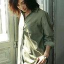 チュニック M LL Lボックスシルエットシャツチュニック(M〜LL) ryuryu/リュリュ ラナン Ranan 30代 40代 ファッション レディース