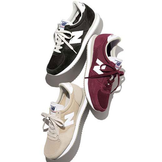 ニューバランス シューズ 24.5cm 24.0cm 23.5cm 23.0cm 22.5cm<new balance>220 スニーカーryuryu リュリュ ラナン Ranan 夏 レディース 30代 40代 ファッション シューズ NB 靴 スニーカー