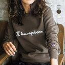 チャンピオン Champion トレーナー XL M L<チャンピオン>プリント裏起毛トレーナー ryuryu リュリュ 30代 ファッシ…