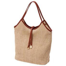 40代 レディースファッションバッグフロント金具材雑風トートバッグ ryuryu リュリュ レディース 夏 夏服 バッグ 小物 かばん 鞄