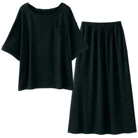 ●SALE!!セール●ねじり衿セットアップシリーズ ryuryu リュリュ 30代 40代 ファッション レディースパジャマ ルームウェア 上品 黒 アウトレット サマーセール 半額以下