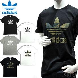 アディダス adidas オリジナルスTシャツ メンズ レディースCW0709ブラック CW0710ホワイト CY4574グレー ギフト (CPT) 【新生活】