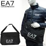 ××エンポリオアルマーニEA7ショルダーバッグEMPORIOARMANI(5)275660CC73100020BLACKメンズ男性メッセンジャーバッグかばんカバン鞄斜めがけ斜め掛けクロスボディバッグ