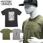 ミステリーランチMYSTERYRANCHTシャツ半袖(1)RanchStyleTee(2)LogoTee(3)WeirdlogoTeeTシャツクルーネック丸首チャコールオリーブグレーメンズカジュアルトップスインナースポーツゴルフアパレルギフト(CPT)