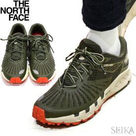 ノースフェイス スニーカー THE NORTH FACENF0A3FY6 (4) GX2 MEN'S CORVARA SHOES グリーン メンズ FASTFOAM ザ・ノース・フェイス シューズ 靴 アパレル アウトドア ランニング ジョギング ウォーキング ギフト 大きいサイズ