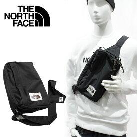 【35】ノースフェイス ボディバッグ THE NORTH FACE FIELD BAG NF0A3KZSKS7 TNF BLACK HTHR ブラック フィールドバッグ ヒップパック ウエストバッグボディバッグ ザ・ノース・フェイス ザ・ノースフェイス