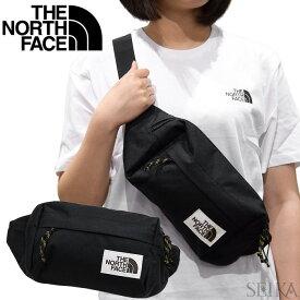 ノースフェイス ボディバッグ THE NORTH FACE ザ・ノースフェイス NF0A3KY6KS7-OS(31) TNFBLACK HEATER ブラックLumbar Pack ウエストバッグ ザ・ノース・フェイスウエストポーチ カバン バッグ 鞄 かばん