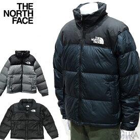 ノースフェイス ダウン THE NORTH FACE メンズ ダウンジャケットNF0A3C8D DYY グレー(1) JK3 ブラック(2) H2G ネイビー(13)M 1996 RETRO NUPTSE 1996レトロ ヌプシ ジャケットUSAモデル USサイズ クリスマス プレゼント 防寒 アウター