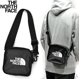 ノースフェイス ショルダーバッグ THE NORTH FACE (40) NF0A3VWS KY4 Explore Bardu II TNF BLACK ブラック/TNF WHITE ホワイト ボディバッグ ザ・ノース・フェイス ノースフェイス バッグ かばん ギフト