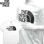 ノースフェイスTシャツ半袖THENORTHFACEMS/SFINETEE(53)NF0A4M7XFN41ホワイトメンズロゴTシャツアパレルギフト(CPT)