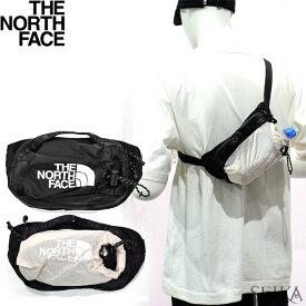ノースフェイス ボディバッグ THE NORTH FACEBOZER HIP PACK III S NF0A52RXTNF BLACK PINKTNT-TNF BLACK ブラックウエストバッグ ザ・ノース・フェイス ノースフェイスウエストポーチ ギフト