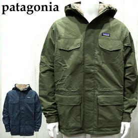 パタゴニア PATAGONIAアウター ジャケット フリース フード付き27021 M's Isthmus Parkaメンズ・イスマス・パーカーアウター 上着 アウトドア